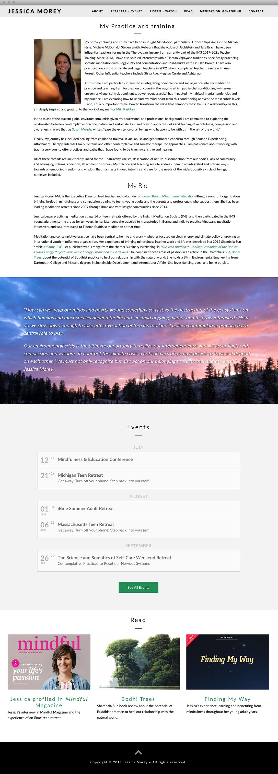 JM Content Page