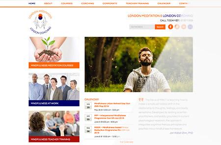 London Meditation Homepage