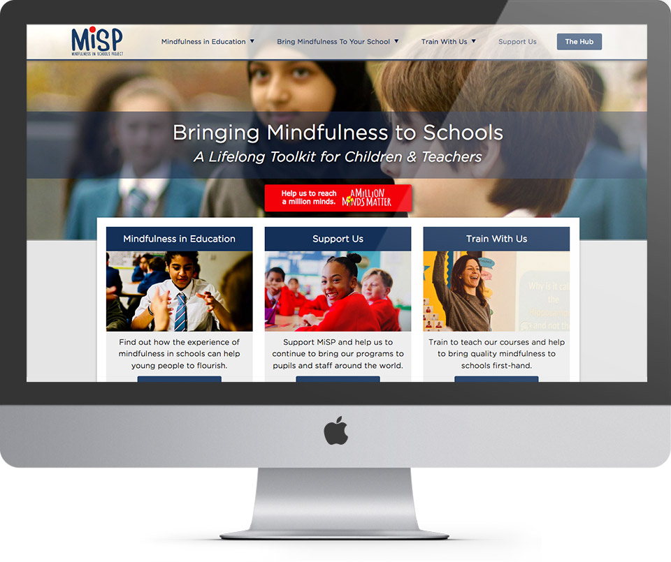 Mindfulness in Schools Project Homepage