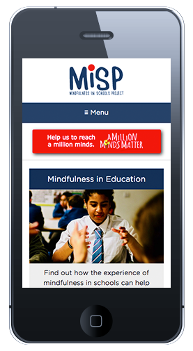 Mindfulness in Schools Project Mobile