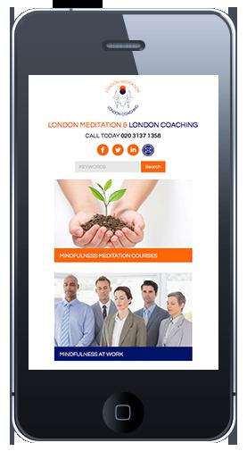 LMLC Homepage Mobile