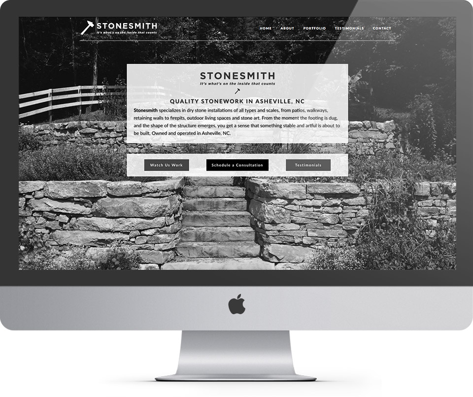 Stonesmith Homepage