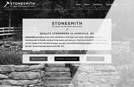 Stonesmith Homepage