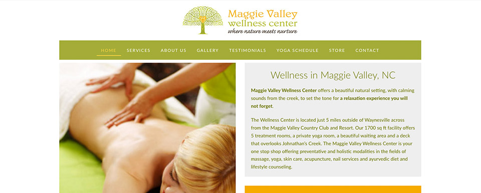 Maggie Valley Wellness